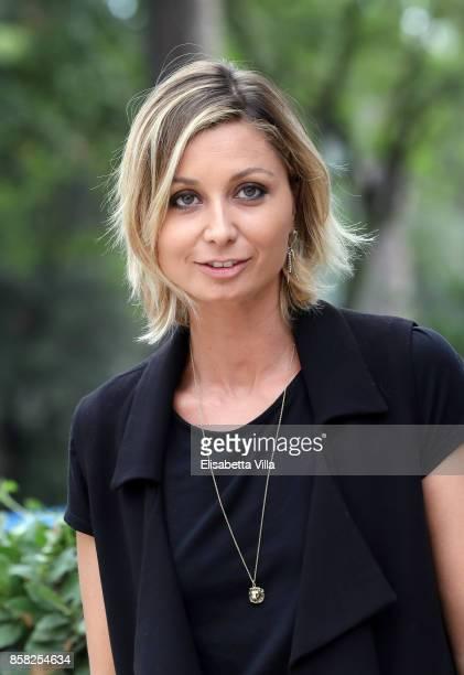 Anna Ferzetti attends Alice Nella Citta' 2017 Presentation on October 6 2017 in Rome Italy