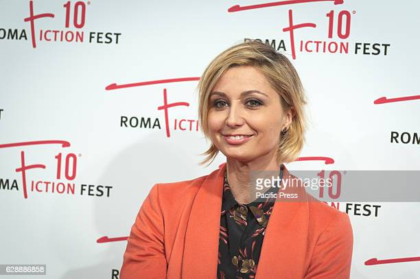 """Anna Ferzetti walking on the red carpet of the film """"Amore Pensaci Tu"""", a film directed by Francesco Pavolini and Vincenzo Terracciano."""