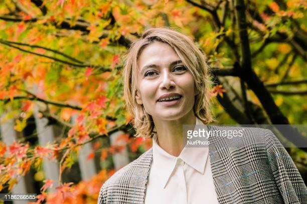 Anna Foglietta attends FilmTV 'Storia Di Nilde' Photocall in Rome, Italy, on 3 December 2019. Story of Nilde, Nilde Iotti, director of the Italian...