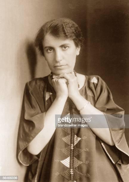 Anna Freud Berlin 1928 [Anna Freud Berlin 1928]