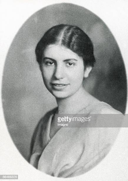 Anna FreudAround 1914 [Anna Freud Um 1914]