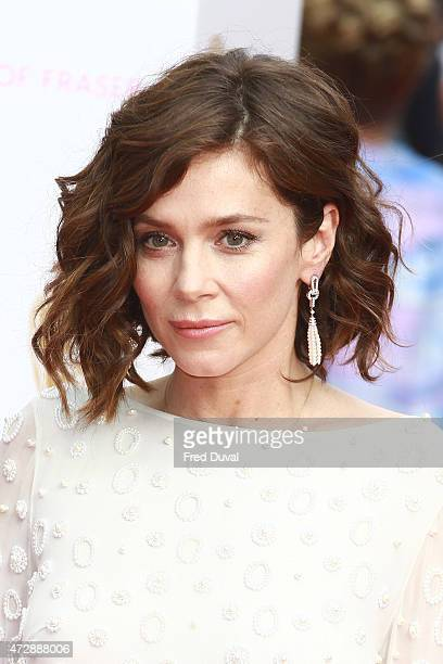 Anna Friel at House of Fraser British Academy Television Awards 2015 Theatre Royal on May 10 2015 in London England