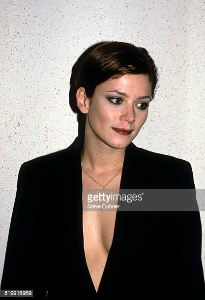 Anna Friel at premiere of 'Star Wars the Phantom Menace' New York May 16 1999