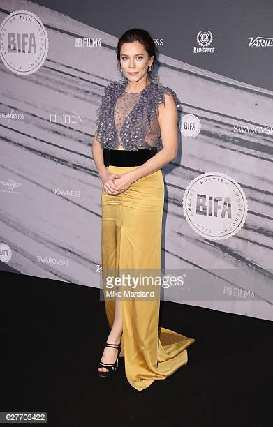 Anna Friel attends at The British Independent Film Awards Old Billingsgate Market on December 4 2016 in London England