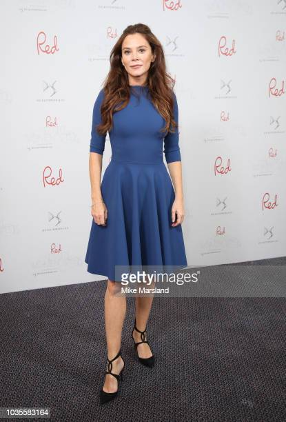 Anna Friel attends Red Magazineís 20th Birthday Party held at No 11 Carlton House Terrace on September 18 2018 in London England