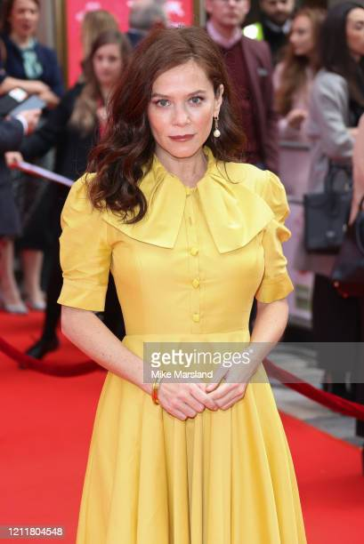Anna Friel attends the Prince's Trust And TK Maxx & Homesense Awards at London Palladium on March 11, 2020 in London, England.