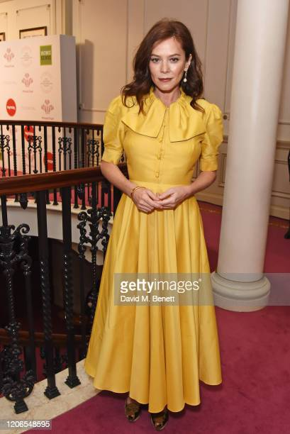 Anna Friel attends The Prince's Trust and TKMaxx & Homesense Awards at The London Palladium on March 11, 2020 in London, England.