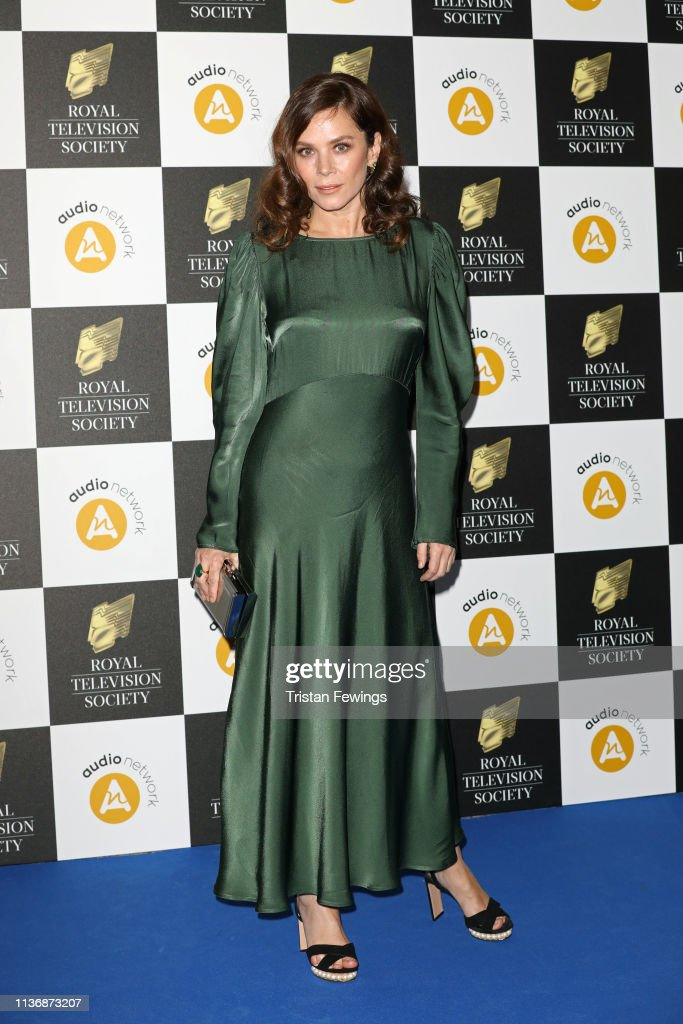 GBR: Royal Television Society Programme Awards - Red Carpet Arrivals