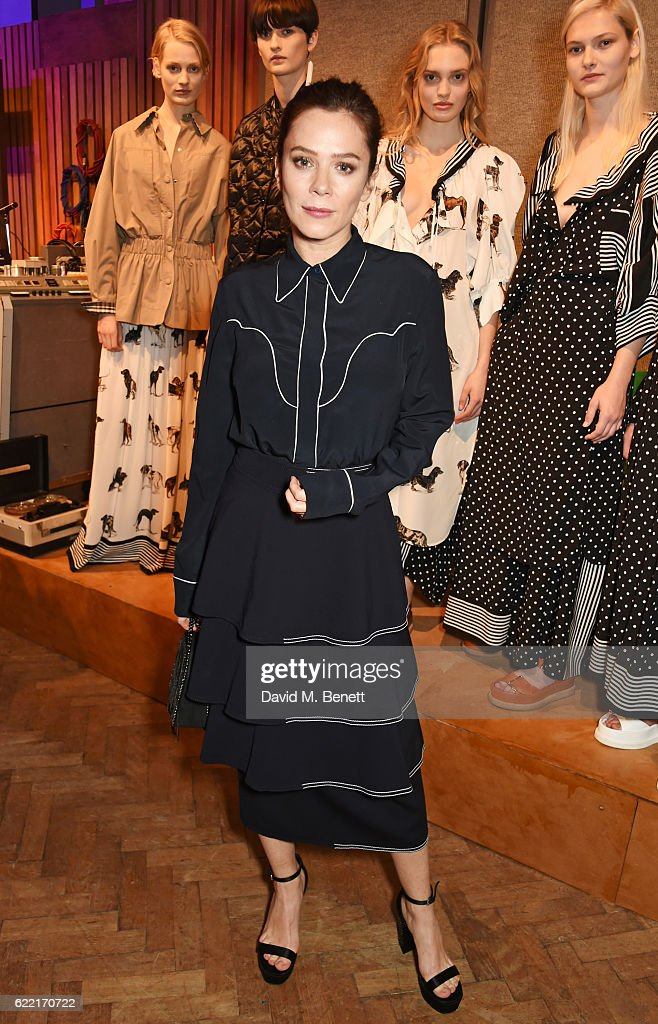 Stella McCartney Menswear Launch and Women's Spring 2017 Collection Presentation