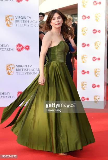Anna Friel attends the Virgin TV British Academy Television Awards at The Royal Festival Hall on May 13 2018 in London England