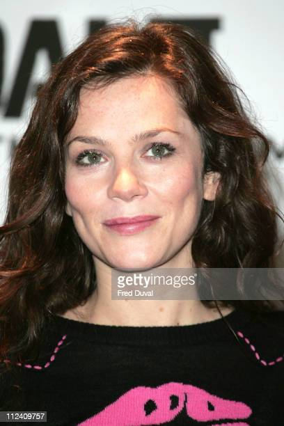 """Anna Friel during """"Goal II Living The Dream"""" - Photocall at The Dorchester in London, Great Britain."""