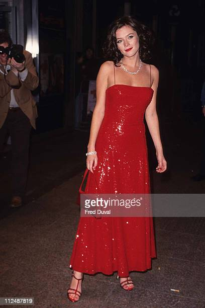 Anna Friel during Premiere of 'Me Without You' at Odeon Leicester Square in London United Kingdom