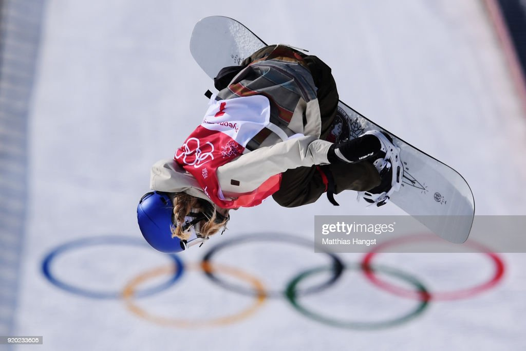 Snowboard - Winter Olympics Day 10
