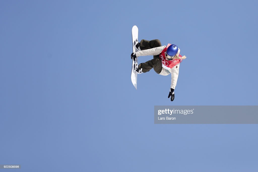Snowboard - Winter Olympics Day 13