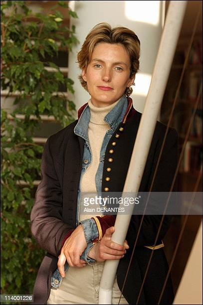 Anna Gavalda french author In France On May 12 2004