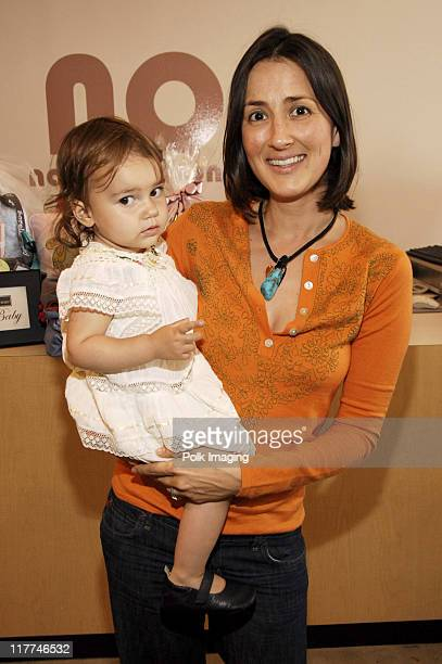 Anna Getty and Daughter during SoulMate Diamonds Jennie Garth Host A Mother's Day Benefit For The Children's Defense Fund at NOM May 11 2006 at NOM...