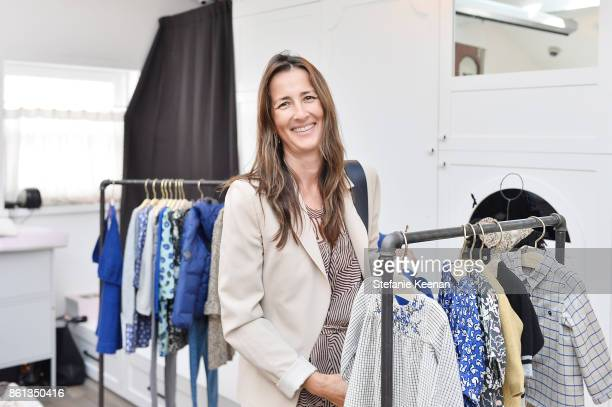 Anna Getty attends Bonpoint Baby2Baby Celebrate At Au Fudge With Estee Stanley Kelly Sawyer Patricof And Norah Weinstein at Au Fudge Los Angeles on...