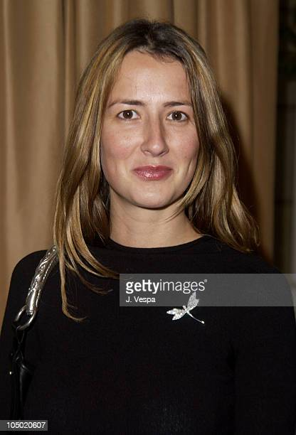 Anna Getty during Chanel WWD Luncheon at Penisula Hotel in Beverly Hills, California, United States.