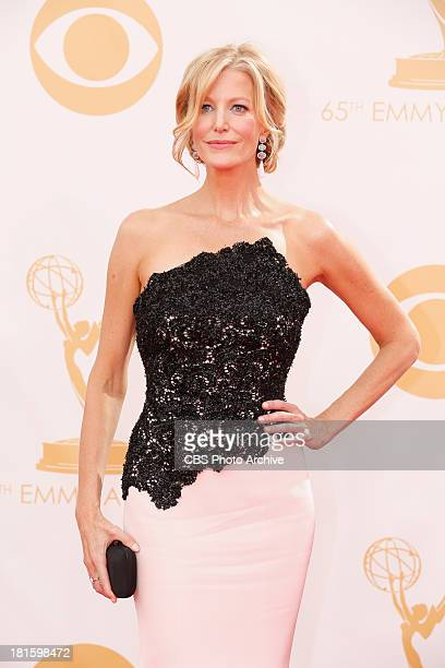 Anna Gunn on the Red Carpet for the 65th Primetime Emmy Awards which will be broadcast live across the country 8001100 PM ET/ 500800 PM PT from NOKIA...