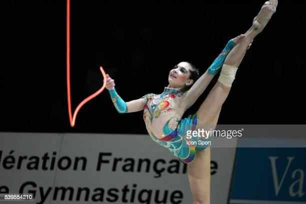 Anna GURBANOVA Internationaux de Gymnastique Rythmique et Sportive de Thiais 2006