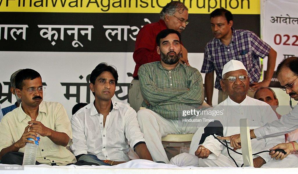 Image result for kumar vishwas team anna