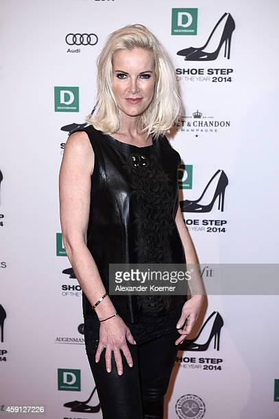 Anna Heesch attends the Deichmann Shoe Step of the Year 2014 at Atlantic Hotel on November 17 2014 in Hamburg Germany