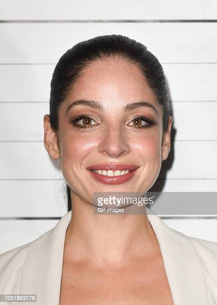 Anna Hopkins attends the Bad Blood Season 2 Premiere at TIFF Bell Lightbox on October 10 2018 in Toronto Canada