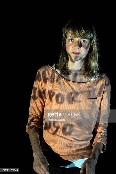 Anna Jakoba Ryckewaert in Drum Theatre Plymouth's production of Alexander Devriendt Joeri Smet and Koba Ryckewaert's All That is Wrong directed by...