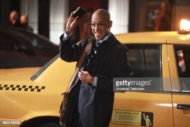 PROJECT 'Anna Jeremy's Meryl Streep Costume Party' Episode 605 Pictured Yassir Lester as David