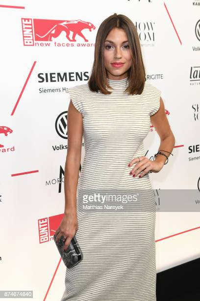 Anna Julia Kapfelsberger attends the New Faces Award Style 2017 at The Grand on November 15 2017 in Berlin Germany