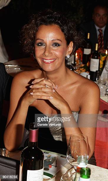 Anna Kanakis attends the Diva E Donna Magazine Party at the Casino during the 66th Venice Film Festival on September 6, 2009 in Venice, Italy.