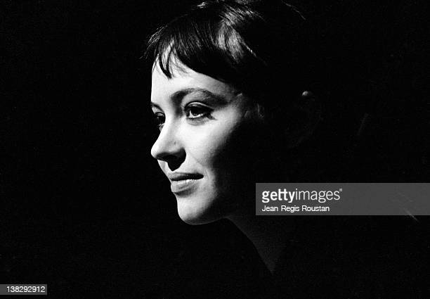 Anna Karina Danish actress