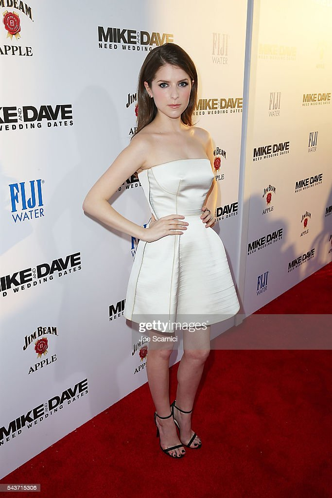 "FIJI Water At ""Mike And Dave Need Wedding Dates"" Red Carpet Screening"