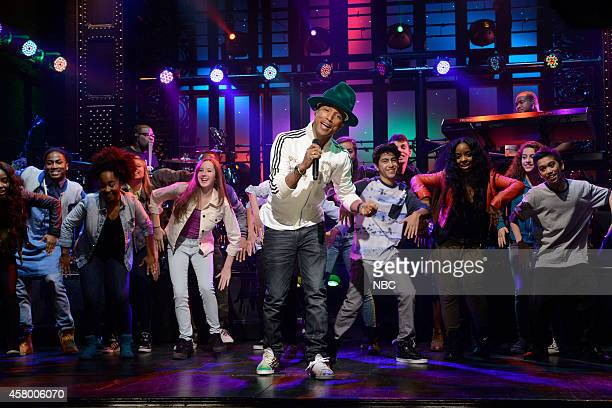 LIVE 'Anna Kendrick' Episode 1658 Pictured Pharrell Williams
