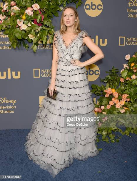 Anna Konkle arrives at the Walt Disney Television Emmy Party on September 22 2019 in Los Angeles California
