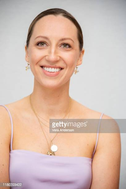 Anna Konkle at the PEN15 Press Conference at The London Hotel on May 17 2019 in West Hollywood California