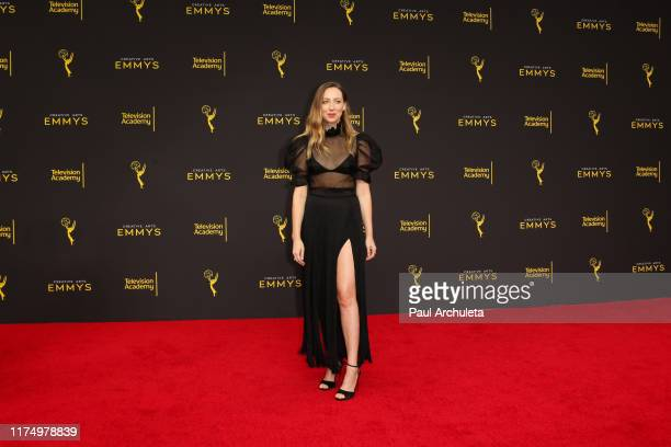 Anna Konkle attends the 2019 Creative Arts Emmy Awards on September 15 2019 in Los Angeles California