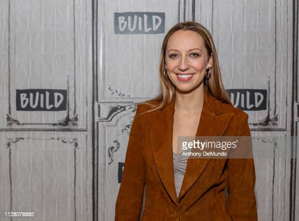 Anna Konkle talks about her television series PEN15 at Build Studio on February 07 2019 in New York City