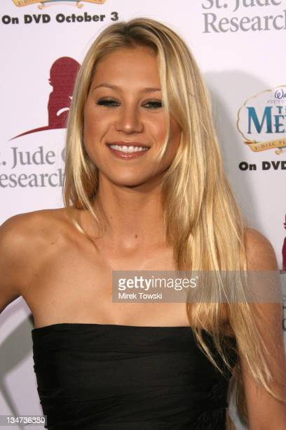 Anna Kournikova during 'Runway for Life' Celebrity Fashion Show Benefiting St Jude Children's Research Hospital at Beverly Hilton Hotel in Beverly...
