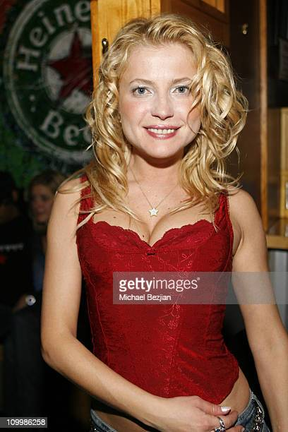 Anna Kulinova at the Heineken Green Room during 2006 Sundance Film Festival Half Nelson Dinner Party at the Heineken Greenroom at The Heineken...