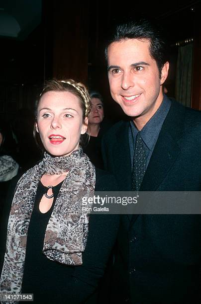 Anna Lee and Jonathan Silverman at the Book Party for Doug Richardson's 'Dark Horse' Club Macanudo New York City