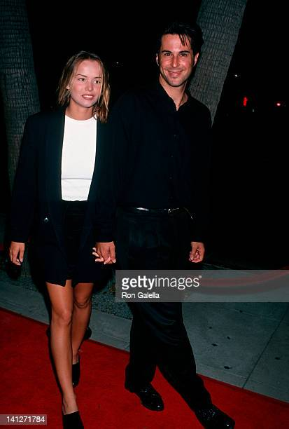 Anna Lee and Jonthan Silverman at the Premiere of 'Shawshank Redemption' Academy Theater Beverly Hills