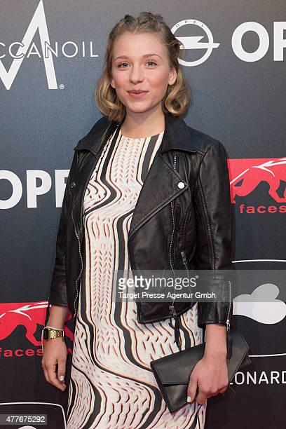 Anna Lena Klenke attends the New Faces Award Film 2015 at ewerk on June 18 2015 in Berlin Germany