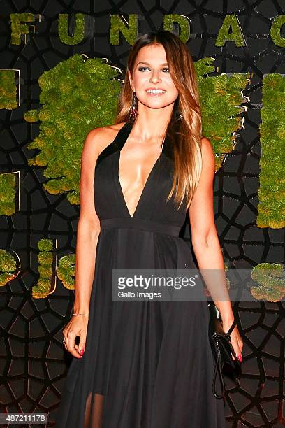 Anna Lewandowska attends TVN's Summer Night Ball on September 5 2013 at the Royal Caste in Warsaw Poland Organized by the TVN Foundation You are not...