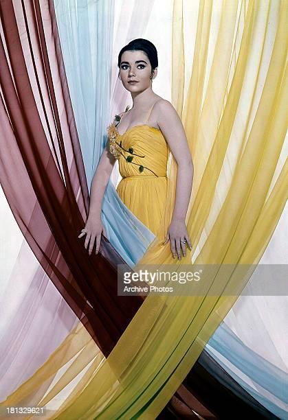 Anna Maria Alberghetti in publicity portrait circa 1960