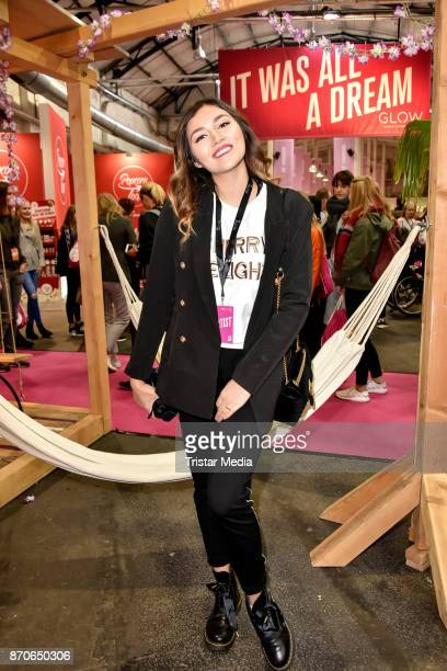 Anna Maria Damm attends the GLOW The Beauty Convention at Station on November 4 2017 in Berlin Germany
