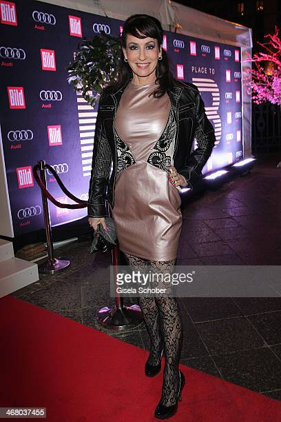 Anna Maria Kaufmann attends the Bild 'Place to B' Party during the 64th Berlinale International Film Festival on February 8 2014 in Berlin Germany