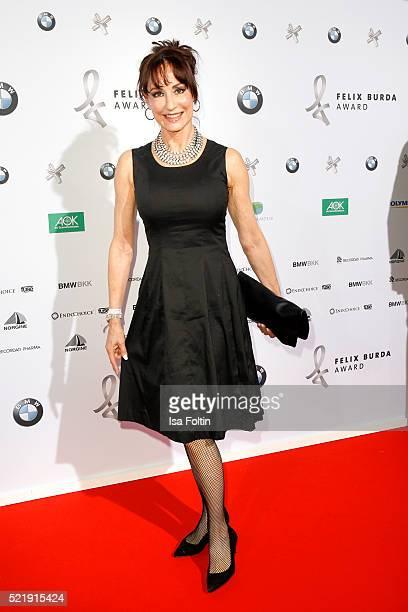 Anna Maria Kaufmann attends the Felix Burda Award 2016 on April 17 2016 in Munich Germany