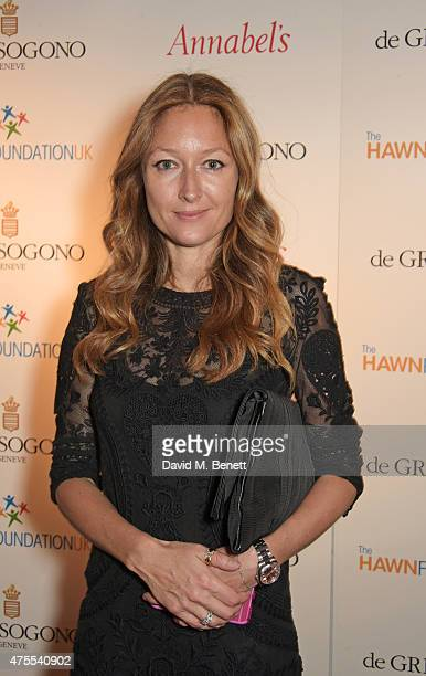Anna Matthews attends 'Goldie's LoveIn For The Kids' the 4th annual Hawn Foundation UK fundraising dinner hosted by Goldie Hawn and Kate Hudson...