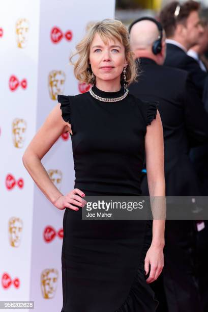 Anna Maxwell Martin attends the Virgin TV British Academy Television Awards at The Royal Festival Hall on May 13 2018 in London England